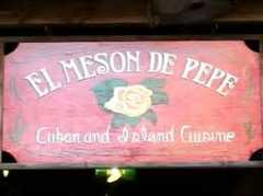 El Meson De Pepe's  - Restaurant - 410 Wall Street, Key West, FL, United States