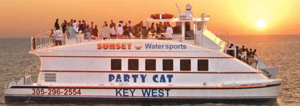 Sunset Cruise - Cruises/On The Water, Attractions/Entertainment, Reception Sites, Ceremony Sites - 201 William St, Key West, FL, United States