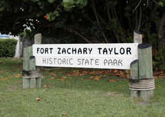 Fort Zachary Taylor Historic State Park - Attraction - 300 Truman Ave, Key West, FL, United States