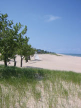 Jean Klock Beach - Ceremony Sites - Saint Joseph, Michigan, United States