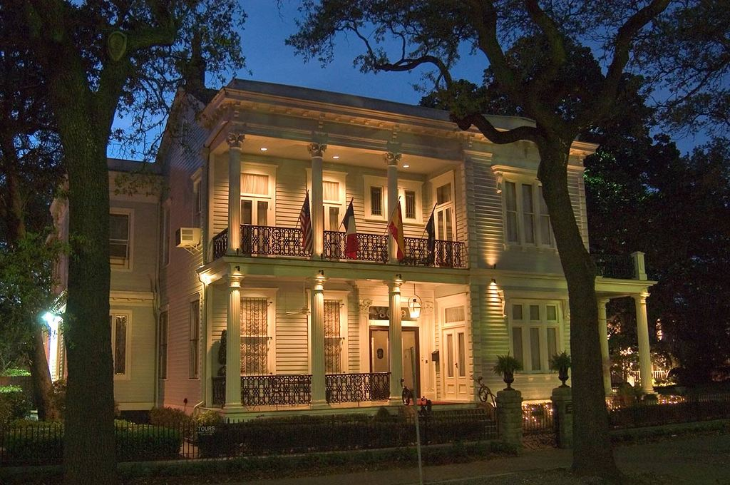 The Elms Mansion  - Reception Sites, Ceremony Sites, Ceremony & Reception, Rehearsal Lunch/Dinner - 3029 St. Charles Ave., New Orleans, LA, 70115, USA