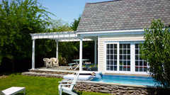 Shelter Island Hideaway -  BOOKED Hamptons Vacation Beach Rental 4 Bedr House + Cottage - Hotel - 1 Brander Parkway, Shelter Island, NY, United States