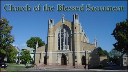 Church Of The Blessed Sacrament - Ceremony Sites - 259 Rutgers St, Rochester, NY, 14607