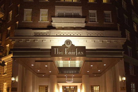 The Fairfax Hotel At Embassy Row - Hotels/Accommodations, Reception Sites - 2100 Massachusetts Ave., N.W., Washington, DC, 20008