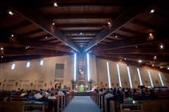 St Mary Magdalene Catholic Church - Ceremony - 2252 Woodruff Road, Simpsonville, SC, United States