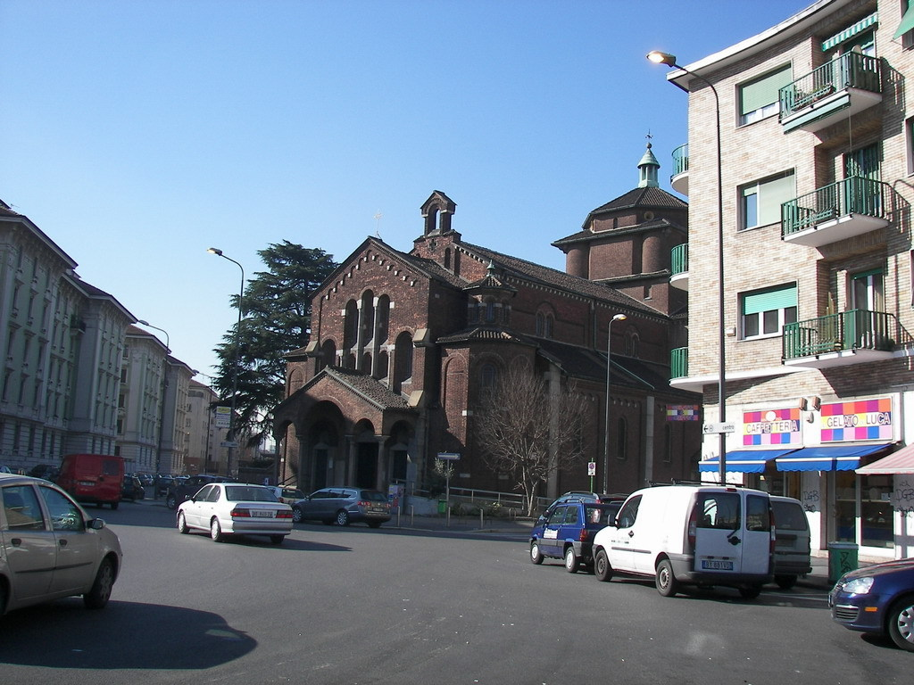 La Chiesa - Ceremony Sites - Piazza Caserta, Milano, Lombardia, 20159