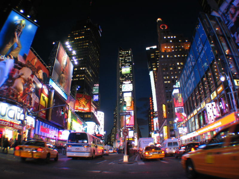 Times Square - Attractions/Entertainment - Times Square, New York, NY, US