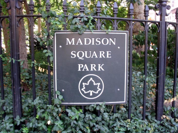 Madison Square Park Conservancy - Bars/Nightife, Restaurants - New York, New York, United States