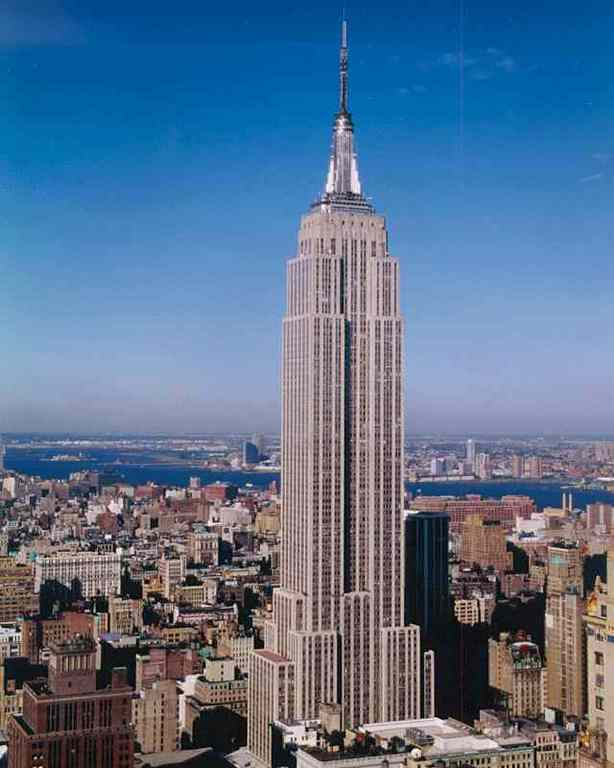 Empire State Building - Bars/Nightife, Hotels/Accommodations - 350 5th Ave, New York County, NY, 10118, US