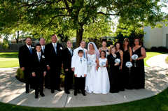 OUR WEDDING CEREMONY - Ceremony - 411 S Larkin Ave, Joliet, IL, 60436