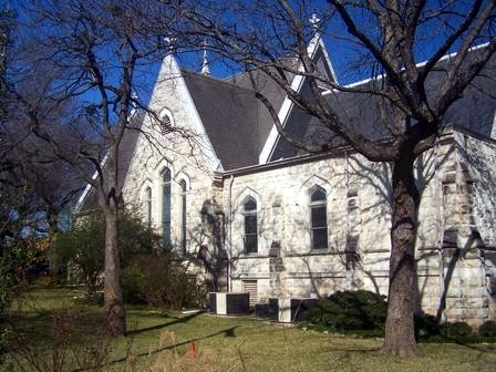 All Saints Episcopal Church - Ceremony Sites - 209 West 27th Street, Austin, TX, United States