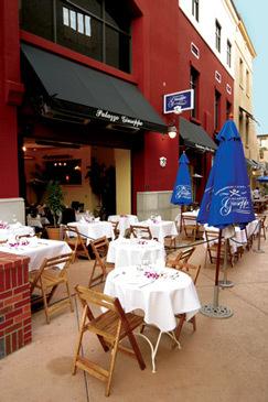 Palazzo Giuseppe - Restaurants - 1010 Court Street, San Luis Obispo, CA, United States