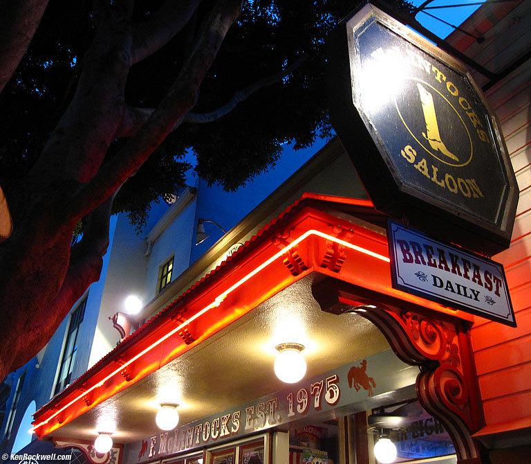 Mclintocks F Saloon & Dining House - Restaurants - 686 Higuera Street, San Luis Obispo, CA, United States