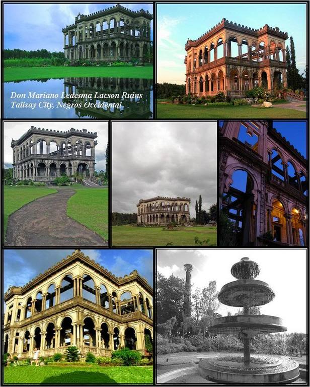 The Ruins - Attractions/Entertainment, Reception Sites - Western Visayas, Philippines