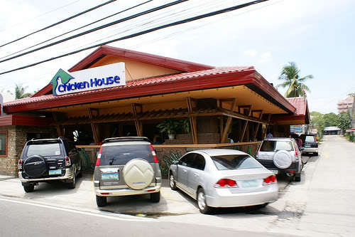 Chicken House - Restaurants - Lacson Street, Bacolod, Western Visayas, Philippines