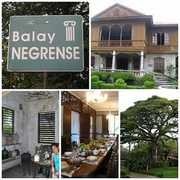 Balay Negrense Museum - Attraction - Silay City, Western Visayas, Philippines