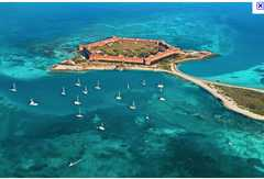 Dry Tortugas - Attraction - Fort Jefferson, US