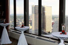 Nashville City Club - Reception - 201 4th Ave North, 20th Floor, Nashville , TN, 37219, USA