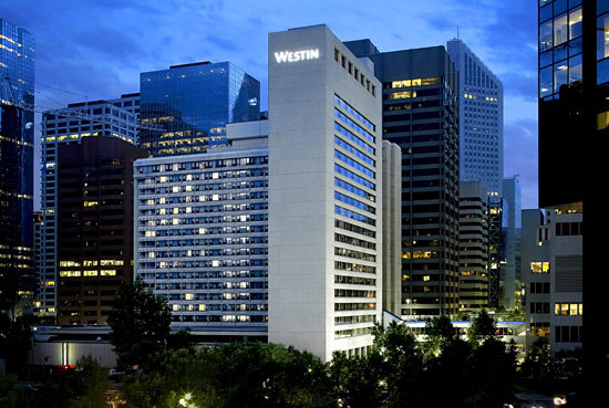 The Westin Calgary - Hotels/Accommodations - 320 4 Avenue Southwest, Calgary, AB, Canada