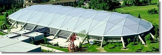 The Olympic Oval - Attractions/Entertainment - 2500 University Drive Northwest, Calgary, AB, Canada