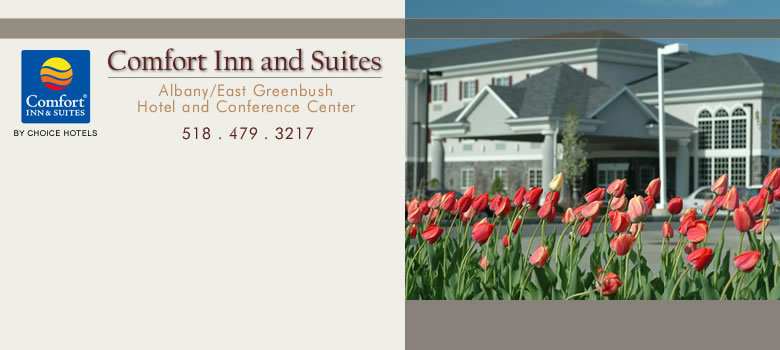 Comfort Inn &amp; Suites - Hotels/Accommodations - 99 Miller Rd, Castleton on Hudson, NY, USA