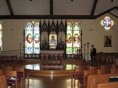 St. James Parish - Ceremony - 129 Hudson Ave, Chatham, NY, 12037
