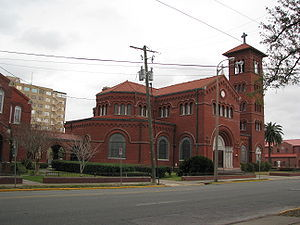 Immaculate Conception Cathedral - Ceremony Sites - 935 Bilbo Street, Lake Charles, LA, United States