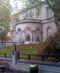 Cérémonie à L'hôtel Communal D'ixelles - Ceremony Sites - Ixelles, Région de Bruxelles-Capitale