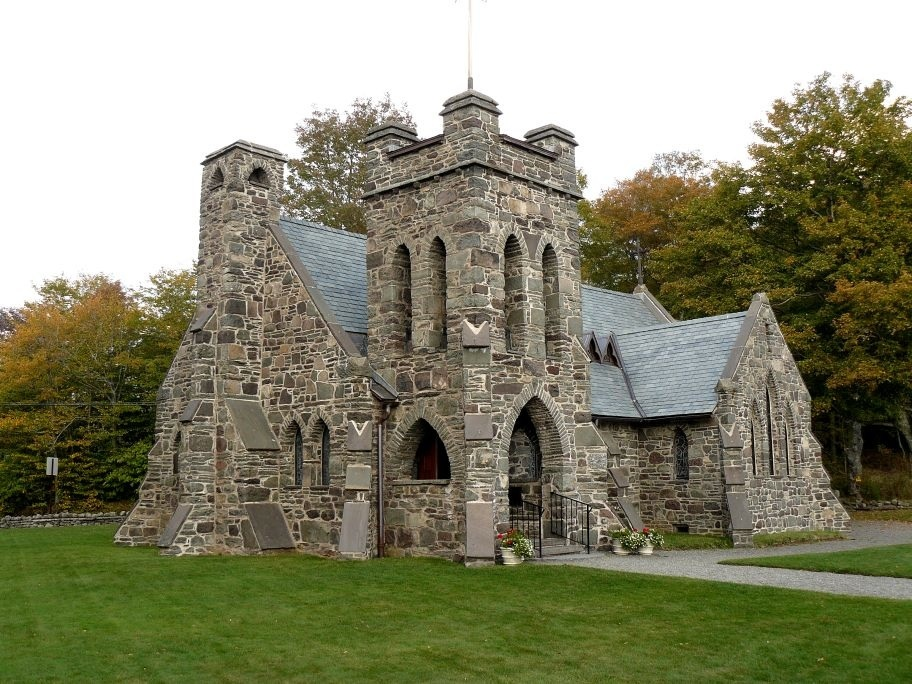 All Souls' Church - Ceremony Sites - County Road 25, Tannersville, NY, 12485