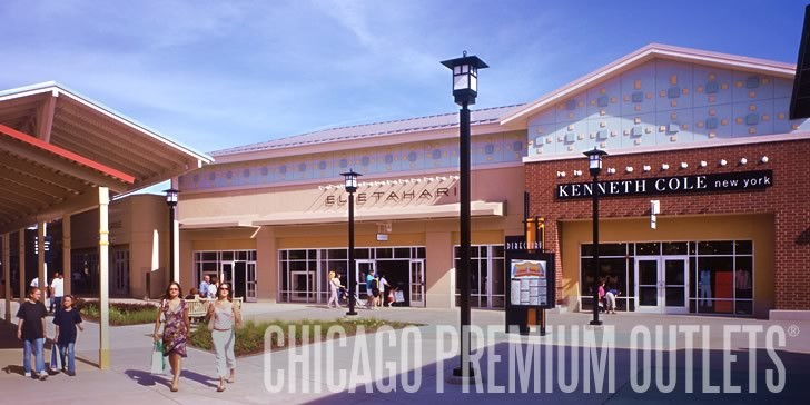 Chicago Premium Outlet Mall - Shopping - Aurora, IL