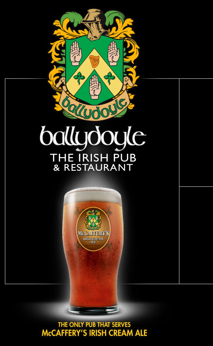 Ballydoyle Irish Pub & Restaurant - Attractions/Entertainment, Bars/Nightife, Restaurants - 28 West New York Street, Aurora, IL, United States