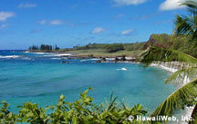Hamoa Beach - Beaches - Hāmoa Beach, Hana, HI 96713, Hana, Hawaii, US