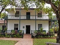 Baldwin Home Museum - Attraction - 120 Dickenson Street, Lahaina, HI, United States