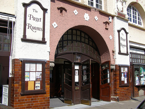 Paget Rooms - Reception Sites - Victoria Road, , CF64 3EG