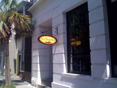 Yo Burrito - Reception Sites - 77 Wentworth St, Charleston, SC, 29401