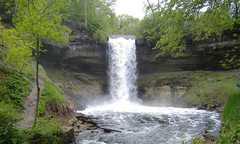 Minnehaha Falls - Attraction - 4801 Minnehaha Ave, Minneapolis, MN, 55417, US