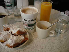 Cafe du Monde - Dining Options - 800 Decatur Street, New Orleans, LA, 70116, USA