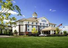 Comfort Inn and Suites - Hotel - 425 E. Route 59, Nanuet, NY, United States