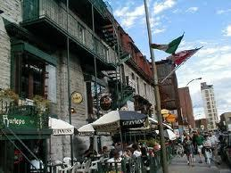 Crescent Street - Bars/Nightife, Attractions/Entertainment - Crescent St, Montreal, Quebec, CA