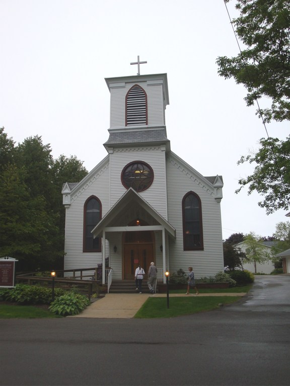 Sacred Heart Church - Ceremony Sites - 141 Charles, Elk Rapids, MI, 49629