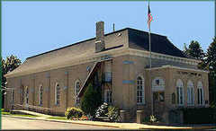 Historic Elk Rapids Town Hall - Reception - 401 River Street, P.O. Box 386, Elk Rapids, Michigan, 49629, United States