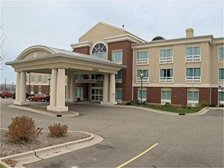 Holiday Inn Express Hotel & Suites- Grand Rapids North - Hotels/Accommodations - 358 River Ridge Dr NW, Walker, MI, 49544