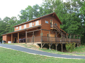 The Barn At Valhalla - Reception Sites, Ceremony Sites, Restaurants - 1050 Duffy's Way, Chapel Hill, NC, 27516-7577, US
