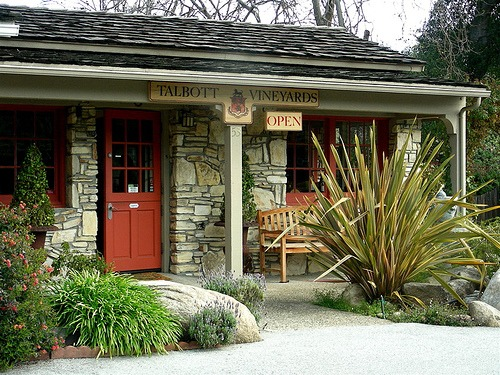 Talbott Vineyards Tasting Room - Wineries, Attractions/Entertainment - 53 E Carmel Valley Rd, Carmel Valley, CA, United States