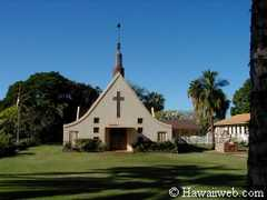 Waiola Church & Cemetery - Churches & Temples - 535 Wainee Street, Lahaina, HI, United States