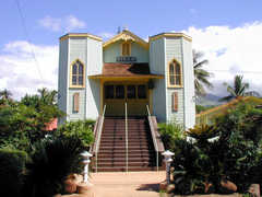 Shingon Buddhist Temple - Churches & Temples - Lahaina, Hawaii, United States