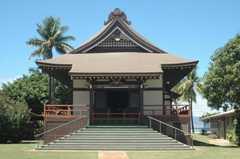 Lahaina Jodo Mission - Churches & Temples - 12 Ala Moana Street, Lahaina, HI, United States