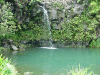 Puaa Kaa State Wayside - State Parks - Haiku, Hawaii, United States