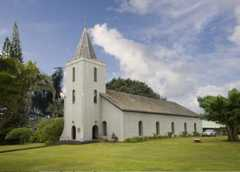 Wananalua Congregational Church - Churches & Temples - 10 Hauoli Road, Hana, HI, United States