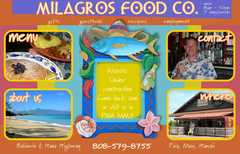 Milagros Food Co - Restaurant - 3 Baldwin Ave, Paia, HI, United States